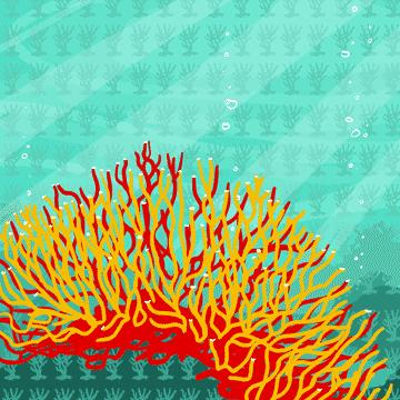 Gentechnik-Korallen