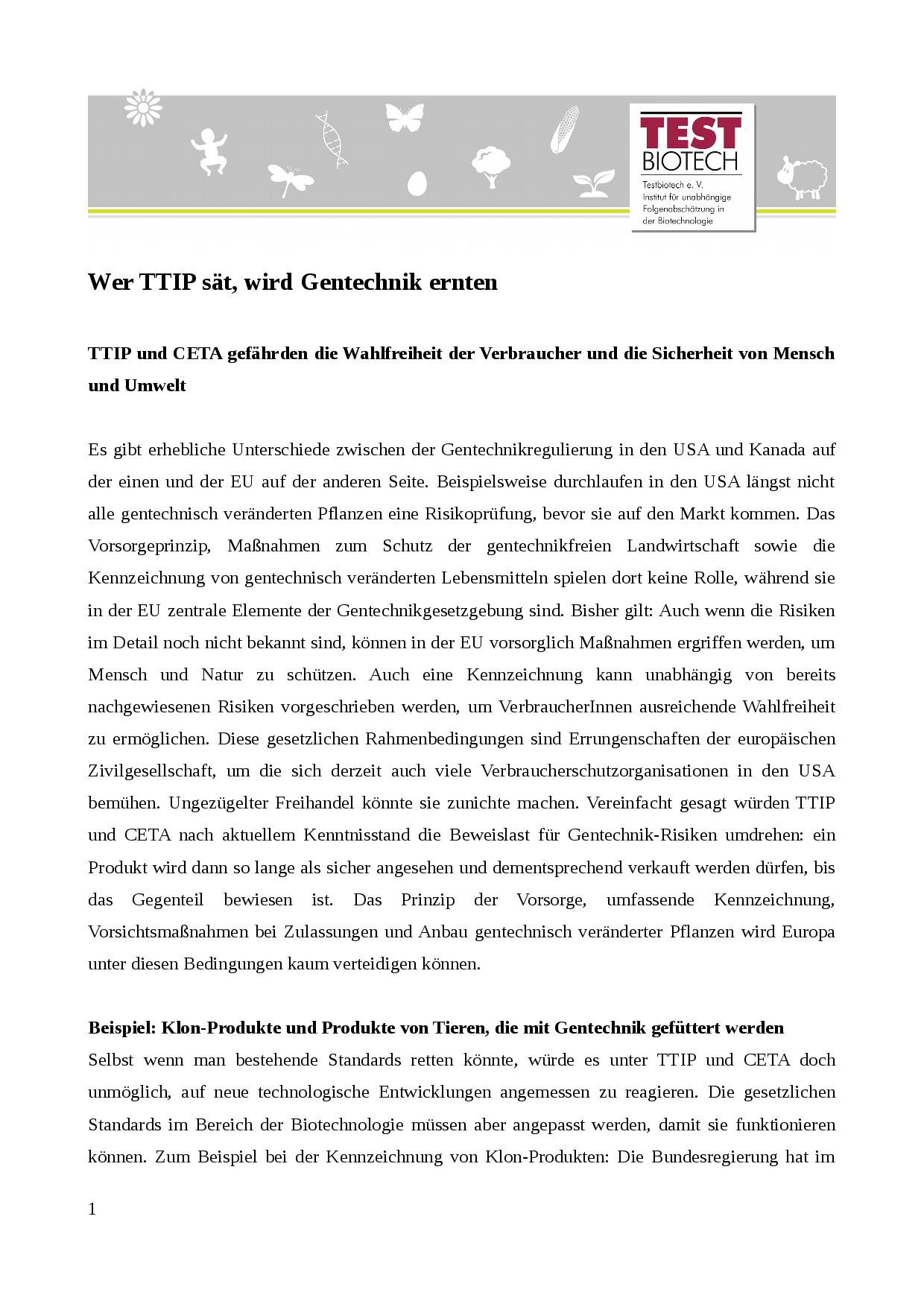 Cover Basistext TTIP