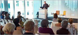 Testbiotech Tagung in Berlin