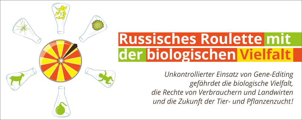 Russisches Roulette mit der biologischen Vielfalt